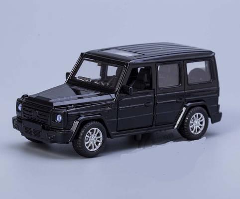 Мерседес Гелендваген игрушечная модель в масштабе 1:36