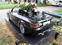 Памятник машина