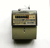 Электросчетчик однофазный ЦЭ 6807Б-U K 1 220В 5-60А М6Р5.1 на дин-рейку и в шкаф