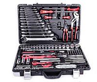 Профессиональный набор инструментов 145 ед. INTERTOOL ET-7145, фото 1