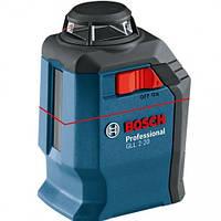 Нивелир лазерный линейный Bosch GLL 2-20 Professional