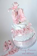 Торти з памперсів в Харкові. Індивідуальний підхід., фото 1