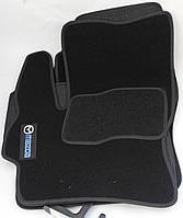 Коврики в салон текстильные Mazda 3 2003-2009 материал Ciak ML черн. вышивка (5шт/комп)
