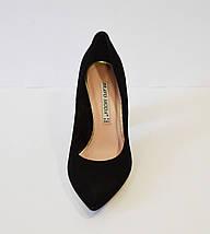 Туфли замшевые Bravo Moda 1478, фото 3