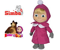 Мягкая кукла Маша 40 см Simba 9301676