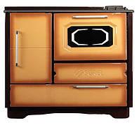 Печь камин с 2-мя конфорками, духовкой,  ЕК-5105 и ящиком для посуды!