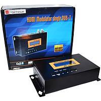 Модулятор HDMI в DVB-T Opticum