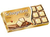 Шоколад «Schogetten» Trilogia