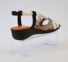 Босоножки кожаные Presso 10-200, фото 2