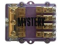 Дистрибьютор питания с предохранителями Mystery MPD-13