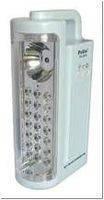 Фонарики 8918 (светодиод) (аккумулятор, зарядка от сети в комплекте)