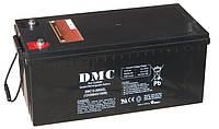 Аккумулятор DMC 12-200GEL (200A*ч 12В, GEL) для систем резервного и автономного питания