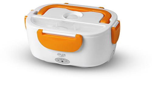Подогреваемый контейнер для пищи ADLER AD 4474 orange