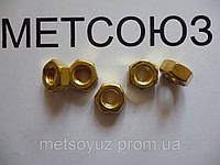 Гайка латунная М16 ГОСТ5915-70 DIN934