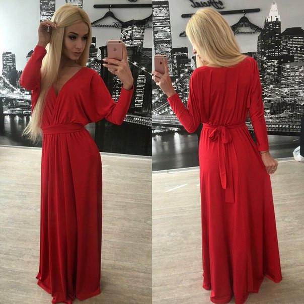 d3dbd232d563b44 Длинное платье трансформер с поясом. В разных цветах: продажа, цена ...
