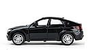 Машинка коллекционная BMW X6 1:32, фото 2