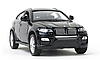 Машинка коллекционная BMW X6 1:32