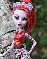 Кукла Monster High Оперетта (Operetta) Бу Йорк, Бу Йорк Монстер Хай Школа монстров