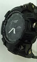 Часы CASIO MUDMASTER черные. Без брака!