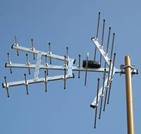 Внешняя антенна DVB-T2 Аллигатор