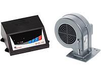 "Комплект ""KG Elektronik"" автоматика- SP 05 и вентилятор(турбина)- DP 02"