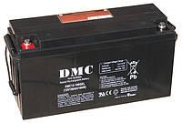 Аккумулятор DMC 12-150GEL (150A*ч 12В, GEL) для систем резервного и автономного питания