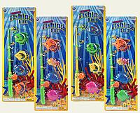 Игровой набор «Рыбалка» - 4 рыбки | «Fishing Fun»