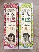 Гель для чистки зубов. Виноград или вишня. Корея., фото 1