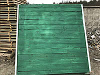 Щит строительный деревянный окрашенный Сосна