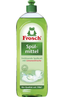 Бальзам - гель для мытья посуды  Frosch Spülmittel