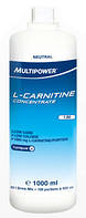 Multipower L-Carnitine Concentrate 1 л