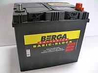 Аккумулятор автомобильный Berga 6СТ-60 АзЕ Basic Block (560412051)