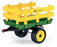 Прицеп для трактора Peg Perego John Deere