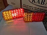 Ліхтар задній УАЗ (світлодіодний), фото 4