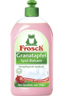 Бальзам - гель  концентрат для мытья посуды  Granatapfel Spül-Balsam