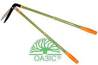 Ножницы для травы и травянистых растений  с удлинительной телескопической  рукояткой, 0183-19