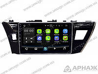 Штатная магнитола RS ADL-107 Toyota Corolla NEW