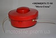 Косильная головка (Шпуля) (полуавтоматический диск) с леской для мотокос