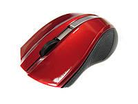 Беспроводная оптическая мышка мышь 145 Red