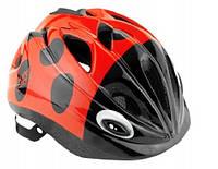 Велошлем детский Kellys Buggie Красный жук, фото 1