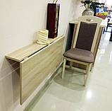 """Відкидний стіл """"Міні"""" ,вибір кольорів ДСП, фото 6"""