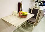 """Відкидний стіл """"Міні"""" ,вибір кольорів ДСП, фото 5"""