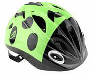 Велошлем детский Kellys Buggie Зелёный жук