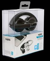 RAPOO Wireless Foldable Headset black (H3080)