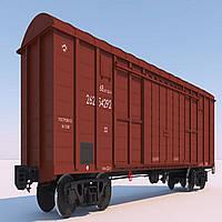 Хранение грузов в крытых вагонах