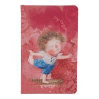 Канцелярская книга Axent A5-, 96sheets, square, textile coverа, Gapchinska-04 (8406-04-A)