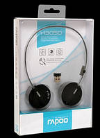 RAPOO Wireless Stereo Headset black (H3050)