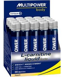 Multipower L-Carnitine Liquid Forte 20x25мл