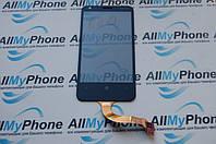 Сенсорный экран для мобильного телефона Nokia Lumia 620 черный