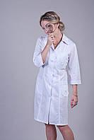 Медицинский халат 2122 (батист)